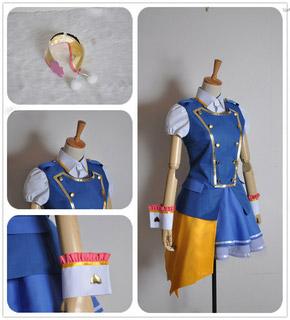 AKB0048 next stage Orine Aida Cosplay Costume