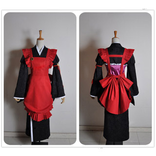 Amnesia Sawa Cosplay Costume