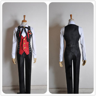 AMNESIA IKKI Work Uniform Cosplay Costume