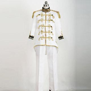 うたの☆プリンスさまっ♪ 一ノ瀬 トキヤ(いちのせ トキヤ) 白制服 コスプレ衣装