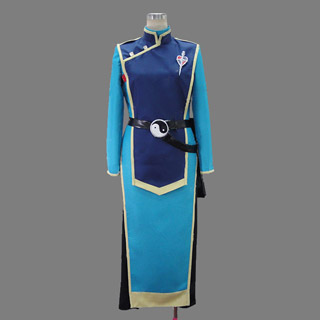 Blue Exorcist Cheng Long Liu Cosplay Costume