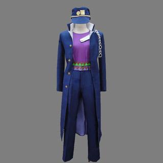 JoJo's Bizarre Adventure Jotaro Kujo New Cosplay Costume