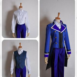 K/ケイ 青のクラン・セプター コスプレ衣装