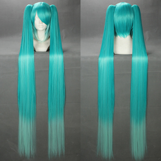 VOCALOID Snow Miku Cosplay Wig