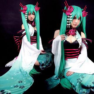 VOCALOID 初音ミク 異国の歌姫 コスプレ衣装