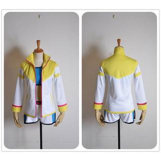 VOCALOID -Project DIVA- f Hatsune Miku Sportswear Cosplay Costume