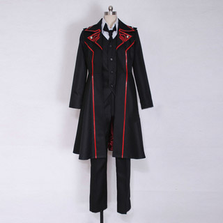 Tales of Xillia 2 Gaius Cosplay Costume