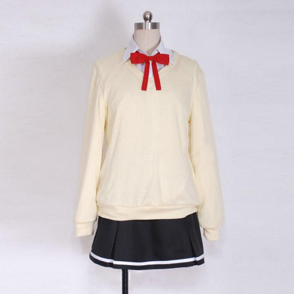 Code:Breaker Girl's Uniform Cosplay Costume
