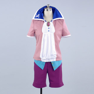 Karneval (manga) NAI CD Version Cosplay Costume