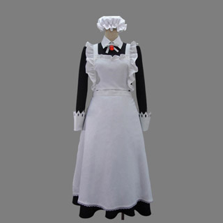 Maoyu Mao Yusha Big Sister Maid Cosplay Costume