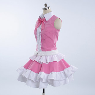 ダンガンロンパ 希望の学園と絶望の高校生 舞園さやか コスプレ衣装