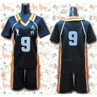 ハイキュー!! 影山 飛雄(かげやま とびお)ユニフォーム コスプレ衣装