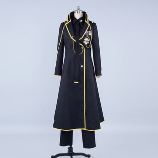 Test Version Ten Only Shin Megami Tensei: Devil Survivor 2 Yamato Hotsuin Cosplay Costume