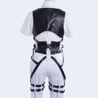 進撃の巨人 調査兵団 ミカサ・  アッカーマン コスプレ衣装