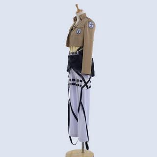 進撃の巨人 調査兵団 エレン・イェーガー   コスプレ衣装