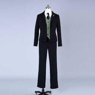 Test Version Five Only Danganronpa Byakuya Togami Cosplay Costume