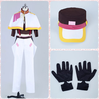 Test Version Ten Only Uta no Prince-sama Syo Kurusu Cosplay Costume