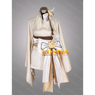 VOCALOID Hatsune Miku Dream Kagamine Rin kimono Cosplay Costume