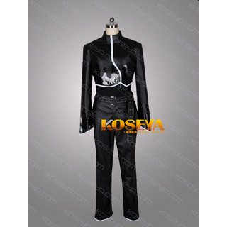 The King of Fighters Ash Crimson Cosplay Costume