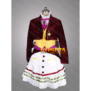 Alice: Madness Returns lucky Rabbit Cosplay Costume
