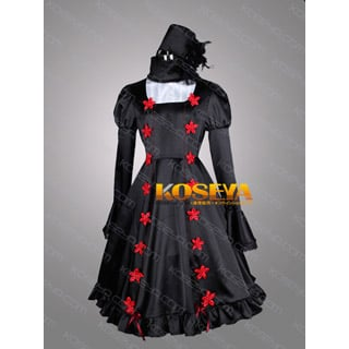Axis Powers Hetalia Russia Female Cosplay Costume