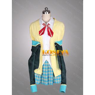 GJ Club Shion Sumeragi Cosplay Costume