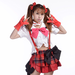Love Live! Niko Yazawa New Cosplay Costume