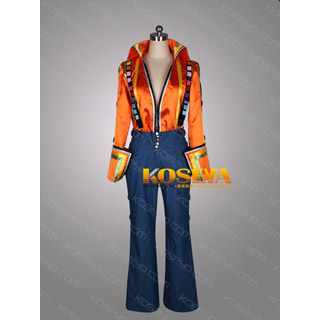 Tekken 3 Tiger Jackson New Cosplay Costume
