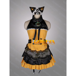 VOCALOID3 Library SeeU Cosplay Costume