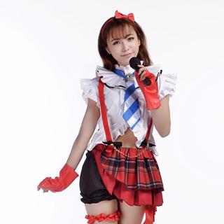 ラブライブ! 園田 海未(そのだ うみ) コスプレ衣装