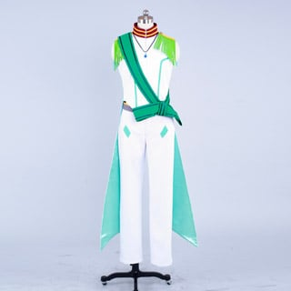 Test Version Ten Only Uta no Prince-sama Cecil Aijima Cosplay Costume