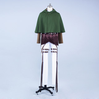 Test Version Five Only Attack on Titan Survey Corps Cosplay Costume