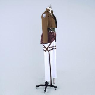 進撃の巨人  調査兵団 ライナー·ブラウン  コスプレ衣装