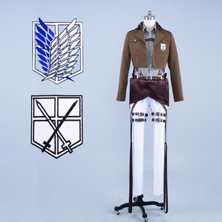 Attack on Titan Sasha Blause Cosplay Costume