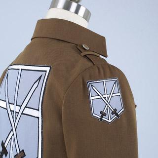 進撃の巨人  調査兵団  ユミル  コスプレ衣装
