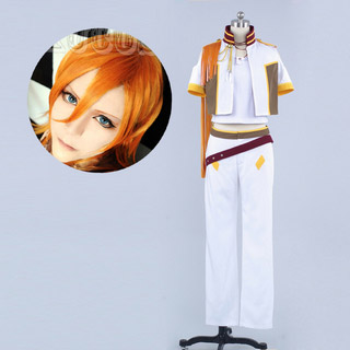 Uta no Prince-sama Ren Jinguji New Cosplay Costume