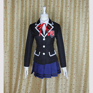 Date A Live Origami Tobiichi Cosplay Costume