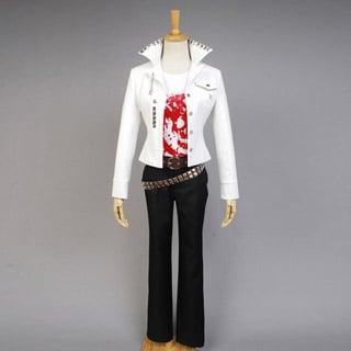 Danganronpa Leon Kuwata Cosplay Costume