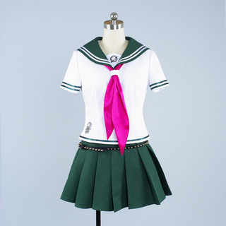 Test Version Ten Only Danganronpa Ibuki Mioda Cosplay Costume