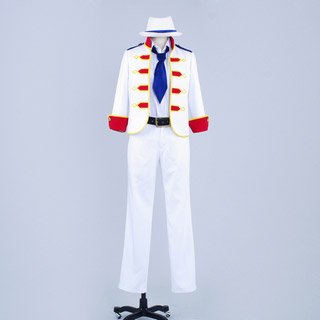 Test Version Ten Only Uta no Prince-sama Reiji Kotobuki Cosplay Costume