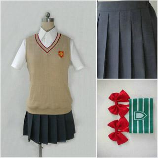 とある科学の超電磁砲S 御坂 美琴(みさか みこと) 常盤台中学 コスプレ衣装