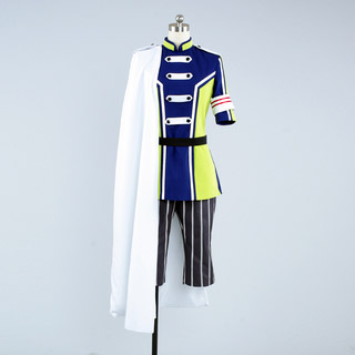 Makai Ouji: Devils and Realist Camio Cosplay Costume