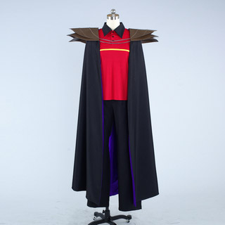 Test Version Five Only The Devil Is a Part-Timer! Sadao Mao/ Satan Jacob Cosplay Costume