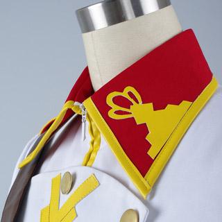 革命機ヴァルヴレイヴ エルエルフ・ カルルスタイン  コスプレ衣装