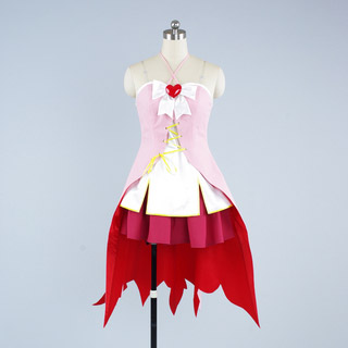 Test Version Five Only Magical Suite Prism Nana Heat Nana Cosplay Costume