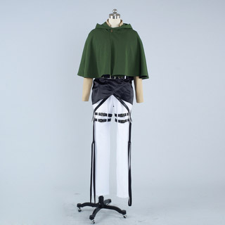Attack on Titan Survey Corps Allen Yeager Cosplay Costume