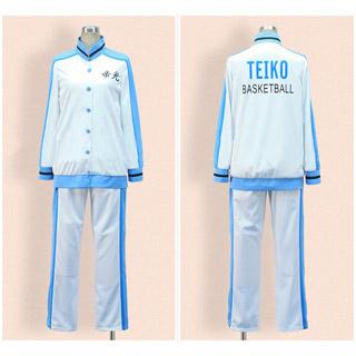Kuroko's Basketball Teiko Sportswear Cosplay Costume