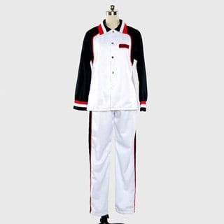 Kuroko's Basketball SEIRIN Sportswear Cosplay Costume