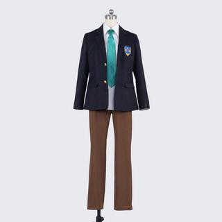 Free! 七瀬 遙(ななせ はるか) 岩鳶高校制服 コスプレ衣装