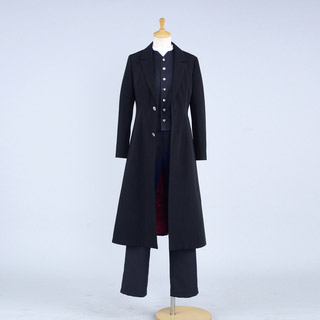 Test Version Ten Only Gin Tama Hijikata Toshiro Cosplay Costume